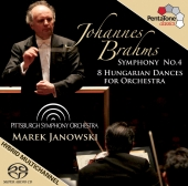 Album artwork for Brahms: Symphony No. 4