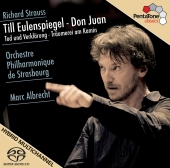 Album artwork for R. Strauss: Till Eulenspiegel, Don Juan (Albrecht)