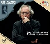 Album artwork for Beethoven: 9 Symphonies