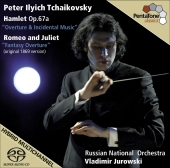 Album artwork for Tchaikovsky: Hamlet, Romeo & Juliet Overtures