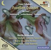 Album artwork for Schubert: Forellen Quintet