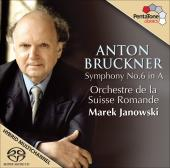 Album artwork for Bruckner: Symphony no. 6 (Janowski)