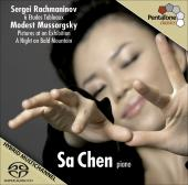 Album artwork for Sa Chen: Rachmaninov / Mussorgsky Piano Works