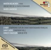 Album artwork for D'Indy: Symphony, Saint-Saens: Symphony 2