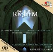 Album artwork for Salieri: Requiem