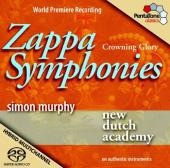 Album artwork for Zappa: Symphonies
