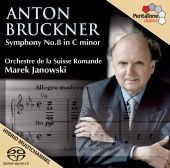Album artwork for Bruckner: Symphony No.8 / Janowski