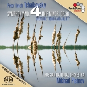 Album artwork for Tchaikovsky: Symphony No. 4, Romeo and Juliet / Pl