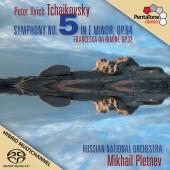 Album artwork for Tchaikovsky: Symphony No. 5 / Pletnev