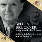 Album artwork for Bruckner: Symphony No. 1 in C minor