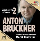 Album artwork for Bruckner: Symphony 2 / Janowski