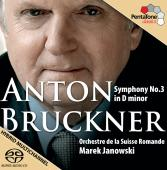 Album artwork for Bruckner: Symphony 8 / Janowski