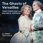 Album artwork for John Corigliano: The Ghosts of Versailles (Live)