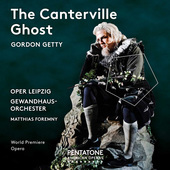 Album artwork for Getty: The Canterville Ghost