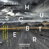 Album artwork for Schubert: Arpeggione Sonata in A Minor, D. 821 (Ar