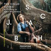 Album artwork for J.S. Bach: The Cello Suites According to Anna Magd