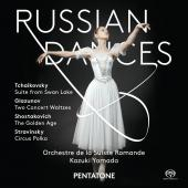 Album artwork for Russian Dances