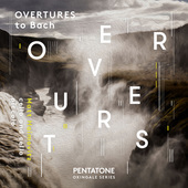 Album artwork for Overtures to Bach