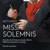 Album artwork for Beethoven: Missa solemnis, Op. 123 (Live)