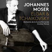 Album artwork for Elgar & Tchaikovsky: Cello Works