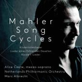 Album artwork for Mahler: Song Cycles / Coote
