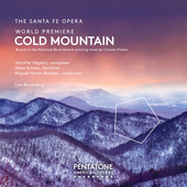 Album artwork for Higdon: Cold Mountain