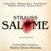 Album artwork for R. Strauss: Salome (Live)