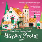Album artwork for Humperdinck: Hänsel und Gretel, EHWV 93.3 (Live)