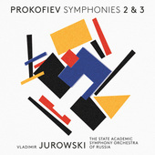 Album artwork for Prokofiev: Symphonies Nos. 2 & 3