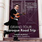 Album artwork for Grand Tour: Baroque Road Trip