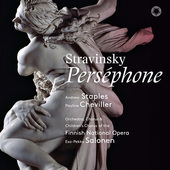 Album artwork for Stravinsky: Perséphone (Live)