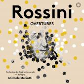 Album artwork for Rossini: Overtures / Mariotti