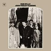 Album artwork for BOB DYLAN - JOHN WESLEY HARDING