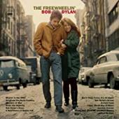 Album artwork for Bob Dylan: The Freewheelin'