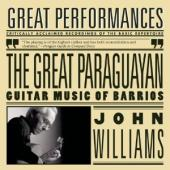 Album artwork for THE GREAT PARAGUAYAN - JOHN WILLIAMS