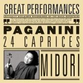 Album artwork for Paganini: 24 Caprices for Solo Violin, Op. 1