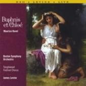 Album artwork for Ravel: Daphnis et Chloé / James Levine, BSO