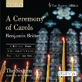 Album artwork for Britten Choral Works II : A Ceremony of Carols