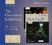 Album artwork for The Sixteen: The Christmas Collection