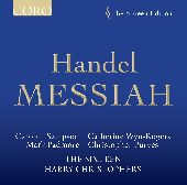 Album artwork for Handel: Messiah / The Sixteen, Christophers