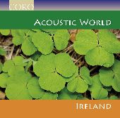 Album artwork for Acoustic World Ireland