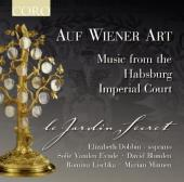 Album artwork for Auf Wiener Art, Music from the Habsburg Imperial