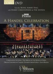 Album artwork for A Handel Celebration / The Sixteen, Christophers