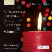 Album artwork for Sixteen: Traditional Christmas Collection Vol.II