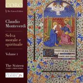 Album artwork for Monteverdi: Selva Morale e Spirituale, Vol. 1 / Si