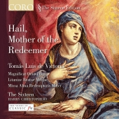Album artwork for Hail, Mother of the Redeemer, The Sixteen