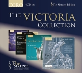 Album artwork for The Sixteen: The Victoria Collection