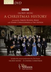 Album artwork for Sacred Music - A Christmas History