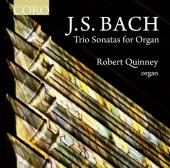 Album artwork for J.S. Bach: Trio Sonatas for Organ