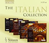 Album artwork for The Italian Collection / The Sixteen